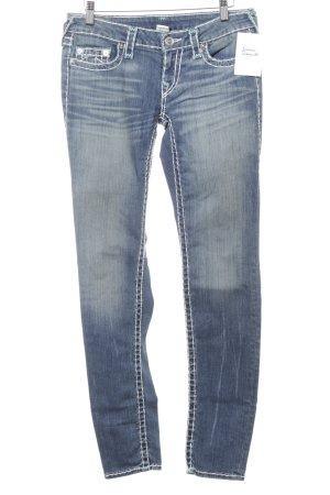 True Religion Skinny Jeans mehrfarbig Casual-Look