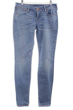 True Religion Skinny Jeans mehrfarbig Washed-Optik