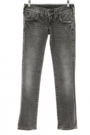 "True Religion Skinny Jeans ""RN#112790"" anthrazit"