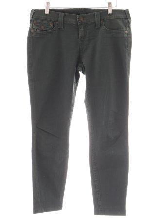 "True Religion Skinny Jeans ""RN#112790"" dunkelgrün"