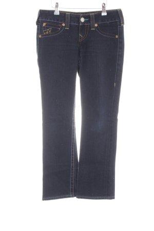 True Religion Slim Jeans blau Casual-Look