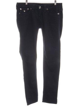 "True Religion Jeans slim fit ""Julie Super T"" nero"