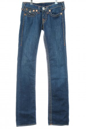 "True Religion Slim Jeans ""Billy Big T"" blau"