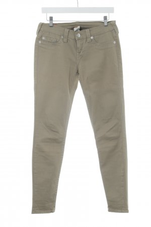 True Religion Slim Jeans camel Casual-Look