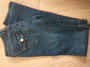 True Religion Straight Leg Billy Jeans Gr. 26 S