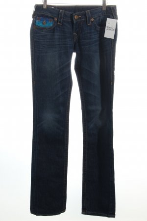 "True Religion Straight-Leg Jeans ""BILLY"""