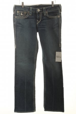 "True Religion Straight-Leg Jeans ""Billy Big QT"" hellblau"