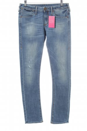 True Religion Straight-Leg Jeans kornblumenblau Casual-Look