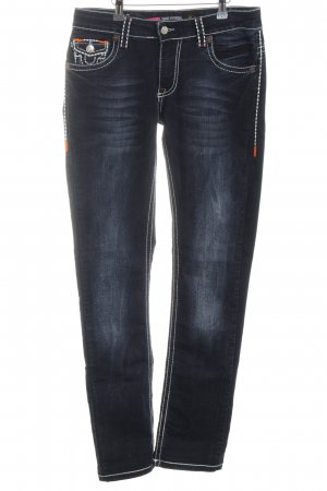 True Religion Stretch Jeans blau Casual-Look