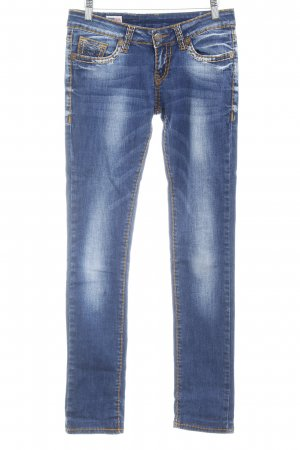 True Religion Stretch Jeans blau Casual-Look