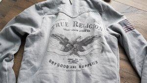 True Religion sweatjacke