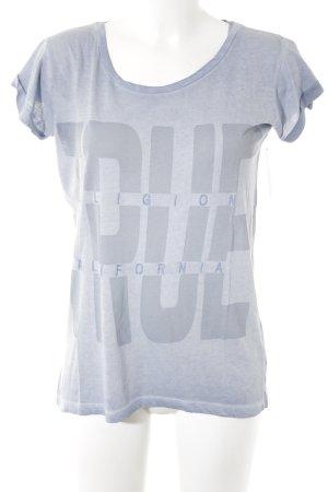 True Religion T-Shirt mehrfarbig sportlicher Stil