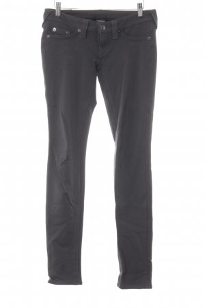 True Religion Treggings anthracite casual look