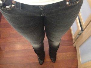 True Relion Jeans W29 schwarz