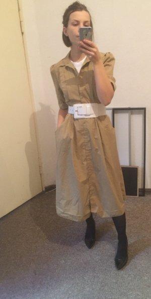 True vintage 100% Baumwolle Kleid