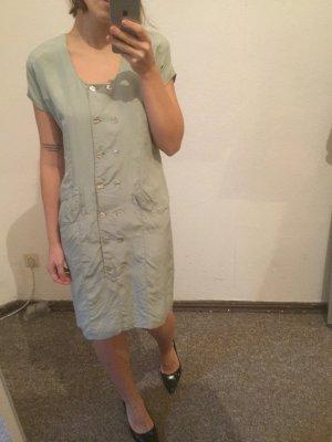 True vintage 100% Seide Kleid