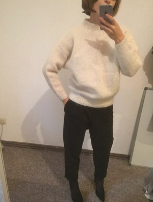 True vintage 100% Wolle Pullover