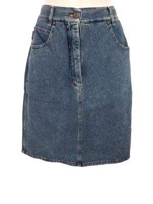 True Vintage 80er Highwaist Jeans Rock Laurel Straight Cut Hohe Taille Mom Style