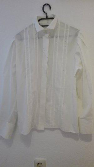 True Vintage Bluse oversize glitzer locker