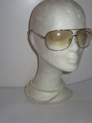 Vintage Glasses gold-colored
