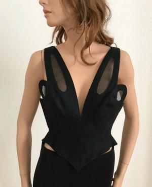 True Vintage Couture-Bustier aus den 80er Jahren