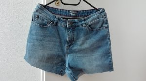 True Vintage High Waist Shorts Hotpants Jeans 42 L Xl 40
