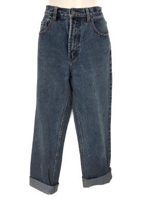 True Vintage Highwaist Mom Jeans Denim Blogger Musthave High Waisted