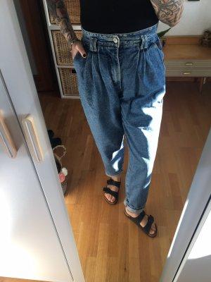 Pioneer High Waist Jeans steel blue-azure