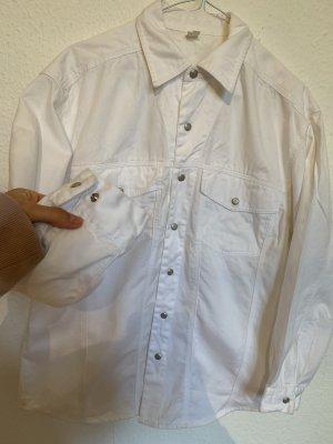 Vintage Camicia denim multicolore Cotone