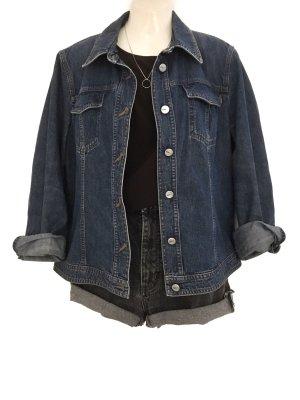True Vintage JOOP! Jeansjacke Denim Wear Jeans Jacke blau