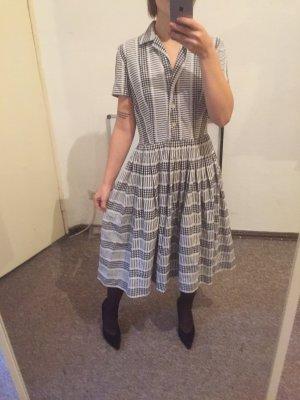 True vintage Kleid 100% Baumwolle