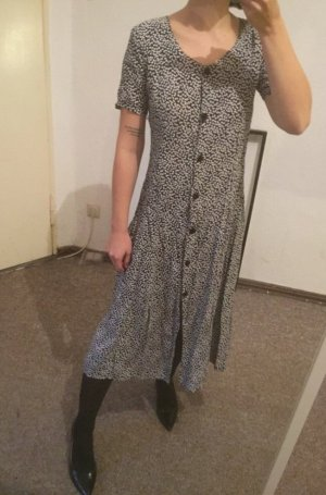 True vintage Kleid 100%Viskose