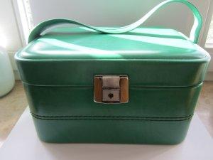 Cosmeticabox bos Groen-donkergeel