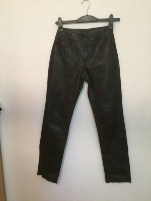 True Vintage Leder Hose