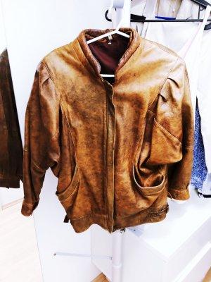 True Vintage Lederjacke