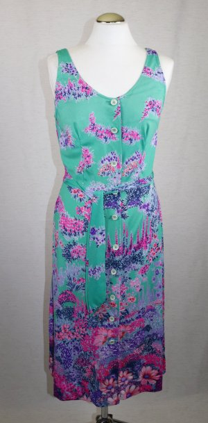 Vintage Hippie Dress multicolored