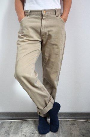 True Vintage Mom Jeans Wrangler Hero Sand Denim High Waist