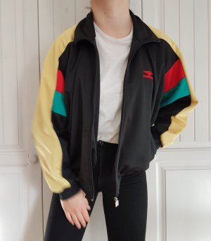 Vintage Oversized Jacket multicolored