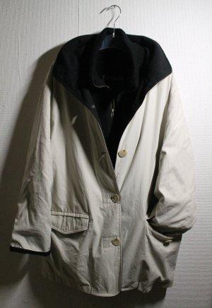 True Vintage, oversized, minimal Mantel // Jacke // Parka
