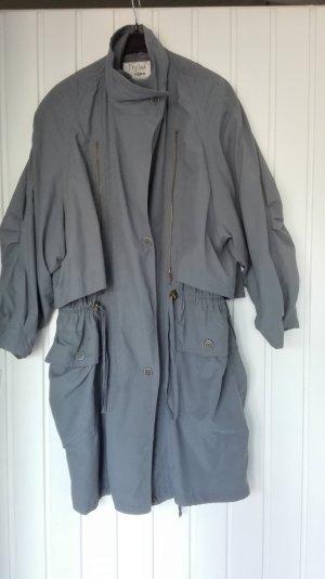 True Vintage Parka Trenchcoat Jacke XL 42 S 36 oversize
