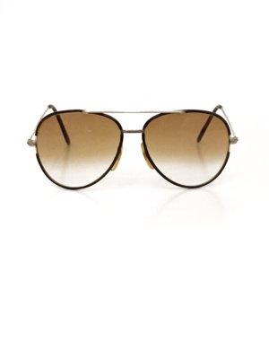 True Vintage Pilotenbrille Sonnenbrille Statement Retro Brille Blogger Style Festival Sommer