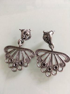 True Vintage Schmetterling Ohrringe - Trend Butterfly Details - ideal für die Hochzeitssaison
