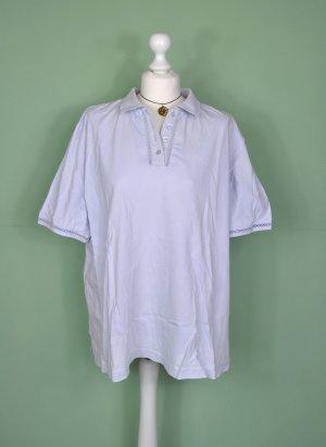 Vintage Gehaakt shirt veelkleurig