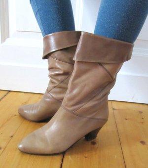 True Vintage Stiefel Echtes Leder von Peter Kaiser