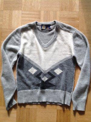 V-Neck Sweater multicolored