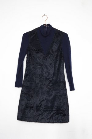True Vintage Velvet Dress