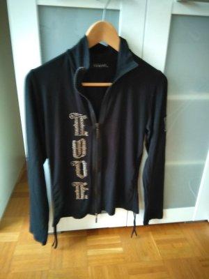 TrueReligion schwarze Jacke