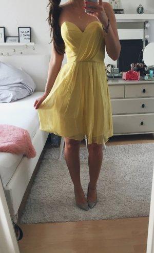 Truese Kleid Abiball Abendkleid Bandeau chic Promdress Zara like