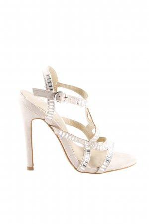 Truffle Collection High Heel Sandaletten nude 20ies-Stil