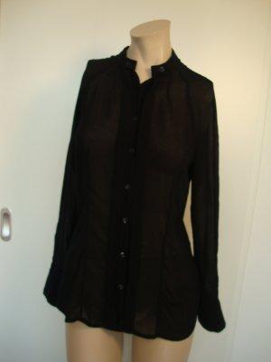 Trussardi Bluse schwarz Gr. S wenig getragen TOP ZUSTAND